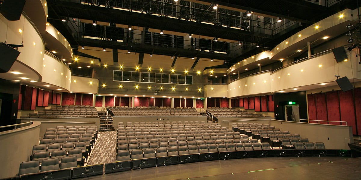 Alabama School of Fine Arts, theater design